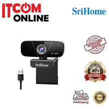 SRIHOME 2MP 1080P FULL HD 90 Wide-Angel With BUILT-IN NOISE CANCELLING..