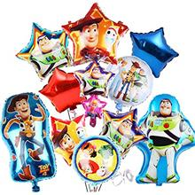 Toy Game Story Party Supplies Balloons, Toy Game Story for Baby Birthday Decor