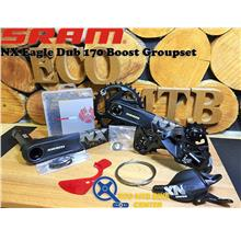 SRAM NX Eagle Dub 170 Boost Groupset