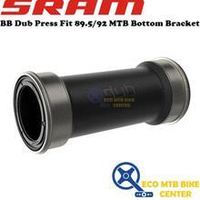 SRAM BB Dub Press Fit 89.5/92 MTB Bottom Bracket