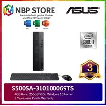 Asus S500SA-310100069TS Desktop PC