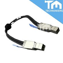 External HD Mini SAS SFF-8644 to SFF-8644 Cable High-speed Black (0.5