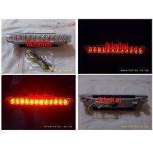 Toyota Alphard `02-07 ANH-10 Third Brake Light Clear Lens [22pcs LED]