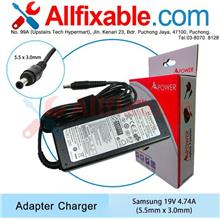 Samsung 19v 4.74a NP-RC510 RC511 RC710 RV510 Laptop Adapter Charger