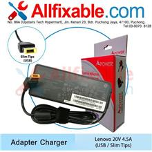Lenovo 20v 3.25a Flex 14 3-14 3-1470 1480 65W Laptop Adapter Charger