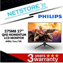 PHILIPS 27 INCH QUAD HD MOMENTUM LCD MONITOR 275M8