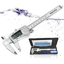 Digital Caliper Micrometer Measuring Tool - 6 inch Stainless Steel Electronic
