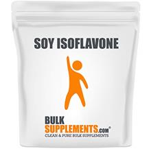 Bulksupplements Soy Isoflavone Powder (100 Grams)
