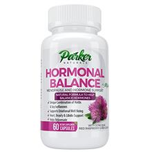 Hormone Balance with Menopause  & Estrogen Support Supplements by Parker Natur