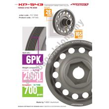 AROSPEED HONDA CIVIC FB 2012 Harden Lightening Crankshaft Pulley