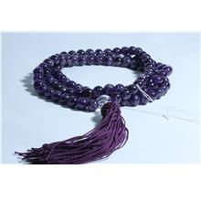 AMETHYST (PRAYER BEADS)