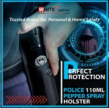 [COMBO] 110ml Police Military Self Defense Pepper Spray with Holster
