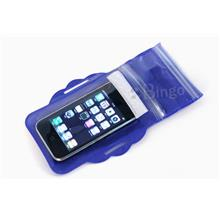 Deep Blue Bingo Polyvinylchlorid Waterproof Bag for Mobile Phone