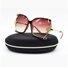 Fashion coating luxury sunglasses - For Women