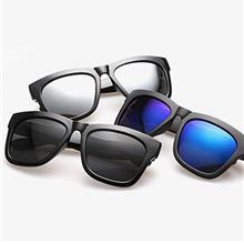 Classic square sunglasses - For Men