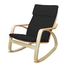 Wood Relax Rocking Chair Gliders