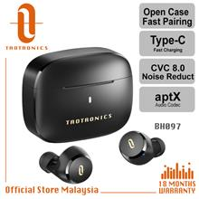 TaoTronics BH097 SoundLiberty 97 AptX Stereo Bass Wireless Earbuds