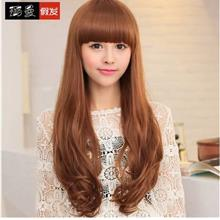 long curve 355/ready stock/ rambut palsu