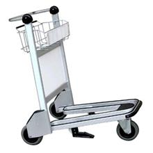 Trolley Airport Luggage Cart 200 Kgs Aluminum BNSR-MHE-AT001