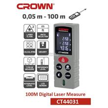Crown 0.05 ~ 100m Digital Distance Measuring Tools
