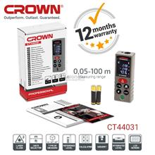 Crown CT 100mtr Digital Laser Measuring Tools