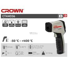 Crown CT -50°C ~ +400°C Non-Contact Infrared Thermometer