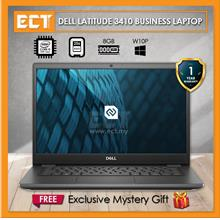 Dell Latitude 3410 Business Laptop (i5-10210U 4.20Ghz,256GB SSD,8GB,14