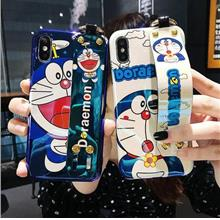 Xiaomi Redmi Note 7 589 Doraemon Cute Case Casing Cover