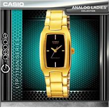CASIO LTP-1165N-1C ANALOG LADY WATCH 100% ORIGINAL