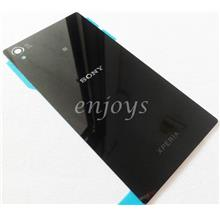 HOUSING Battery Door Back Cover Sony Xperia Z1 / C6903 L39h ~BLACK