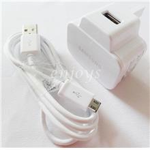 100% ORIGINAL 3PIN Charger Cable Samsung Galaxy Note 1 2 N7100 S3 S4