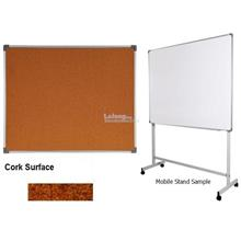 Cork Notice Board CB22 2'x2' CB23 2'x3' CB24 2'x4' With/Out Stand
