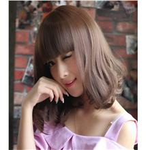 medium wig/ 222/ ready stock/ rambut palsu