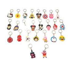 Ready Stock 10pcs Cute Cartoon Keychains Door Gift Birthday Gift Party