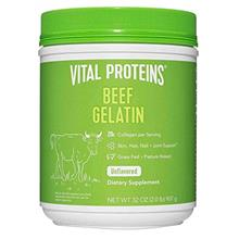 Vital Proteins Beef Gelatin Powder, Pasture-Raised & Grass-Fed Beef Collagen