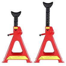 CARTMAN 6 Ton Jack Stands with Outer Foot pad (Sold in Pairs)