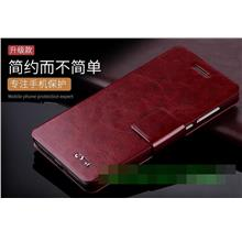 Huawei Nova Lite Flip PU Leather Stand Armor Case Cover Casing