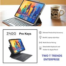 "Zagg Pro Keys Apple iPad Air 10.9 "" 10.9 inch (4th Gen) Original"