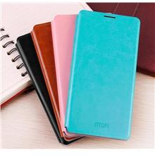 Mofi Nokia XL Dual Sim PU Leather Flip Case Cover Casing + Free Gifts