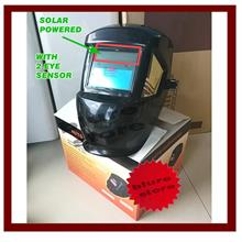 Welding Helmet Solar auto dark & shading for TIG MMA MIG