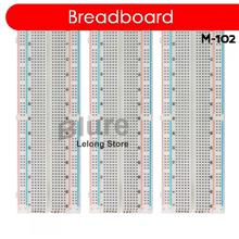 Arduino MB-102 MB102 Large Solderless Breadboard 830 holes
