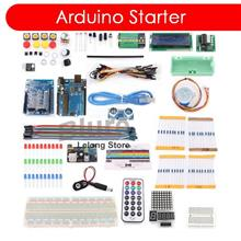 Arduino UNO R3 Advance Beginner Learning Bundle Explorer Starter Kit