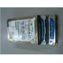 "500GB 2.5"" SATA Notebook Hard Disk 160713"