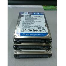 "320GB 2.5"" SATA Hard Disk for Notebook 050713"