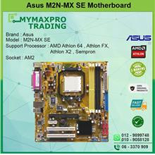 Asus M2N-MX SE Desktop Motherboard AM2 DDR2 GeForce 6100 + nForce 430