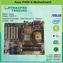 Asus P4XP-X Desktop Motherboard s478 DDR1 Intel 82845D 82801BA