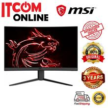 MSI OPTIX 24' CURVE 144HZ GAMING MONITOR (G24C4) VA/FHD/1MS/HDMI*2/DP/VESA