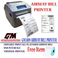KL STOK A6 Label Thermal Printer Airway Bill Waybill Simple and Quick Poslaju