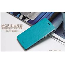 MOFI Oppo N3 N1 Mini PU Leather Flip Case Cover Casing + Free Gifts