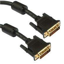 HIGH QUALITY DVI (M) TO DVI (M) 24+1 CABLE 10M